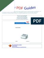 Manual Do Usuário OKI B4600 P