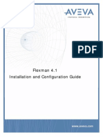 Flexman 4_1 Installation and Configuration Guide