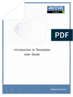 Introduction to Templates User Guide