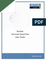 Concrete Quantities User Guide