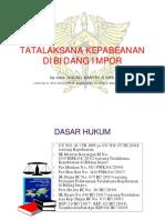 TATALAKSANA KEPABEANAN DIBIDANG IMPOR BARU.pdf