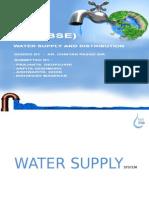 Water Supplysystem Tm