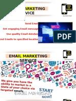 EMAIL Marketing Service in Nigeria