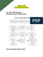 GRACE 2009 Worksheet 1