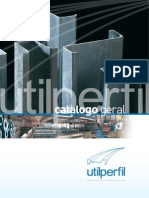 Catálogo Utilperfil Geral