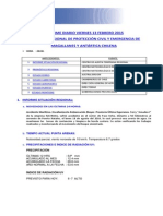 Informe Diario Onemi Magallanes 13.02.2015