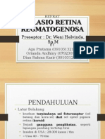Ablasio Retina FIXXX