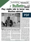 Friday Bulletin 615
