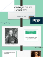 Abordaje de Px Con Pti-mi PDF