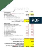 Modelo Para Presupuestar Ingresos y Gastos
