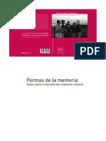 Formas de La Memoria Vd-libre