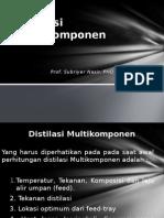 Distilasi Multikomponen