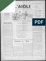 L'Aiòli. - n°340 (Setèmbre 1931)