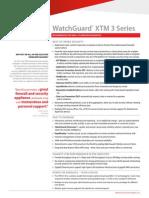 Datasheet wg_xtm3_ds