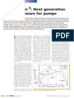 Turbodesign-Next Generation Design Software for Pumps