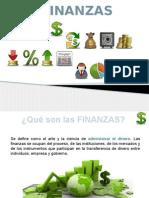 Introducción a Las Finanzas Administrativas