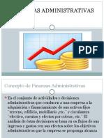 finanzas 2 administrativa
