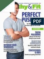 Health y Fit Magazine November 2014