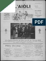 L'Aiòli. - n°346 (Jun 1932)