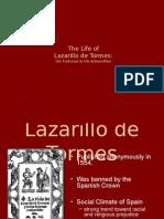 lazarillo de tormes background information (1)