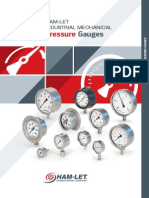HAM-LET Industrial Gauges Catalog