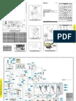 Diagrama Hidraulico Cargador de Ruedas 924h