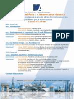Programme - Forum GP 2015