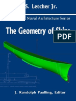Geometry of Ships - Letcher