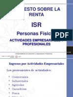 ISR Personas Fisicas Act Empresarial.pdf