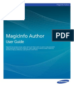 MagicInfo Author UM Rev.1.0 Eng(USA) 140308