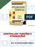 Controller Funções e Atribuições - 2