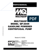 Centrifugal Trash Pumps