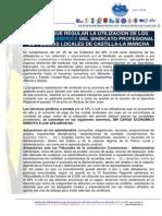 Normas de Funcionamiento Servicios Jurídicos Spl C-lm Junio 2011
