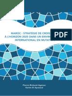 Ocp Policy Center Maroc Stratégie de Croissance
