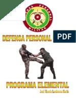 Defensa Personal Militar Programa Elemental
