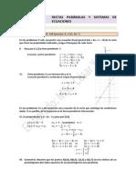 Capitulo 3 Rectas Parábolas y Sistemas de Ecuaciones