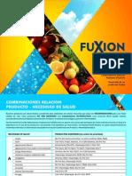 Guía Productos Para Empresarios y Referidores Fuxion