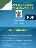 Anatomi Dan Fisiologi Sistem Hepatobilier