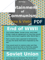 Unit 11 Containment of Communism Ppt