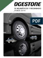 Aplicaciones de Llantas Bridgestone