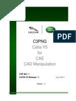 CAE CAD Manipulation