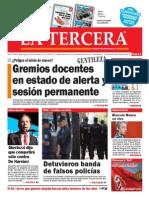 Diario La Tercera 13.02.2015