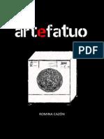 Artefatuo - Romina Cazón