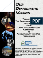 Our Democratic Mission