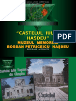 Castelul Iulia Hasdeu ppt