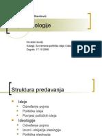 IDEOLOGIJE PPT by A. Milardović