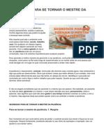 Oblog.marcommendes.com- Segredos Para Se Tornar o Mestre Da Paciência