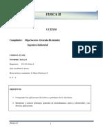 Física Elemental  II