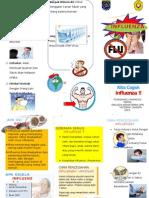 Pamflet Influenza Chesa