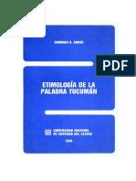Libros\Etimologia de La Palabra Tucuman